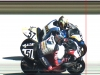 Motorcycle race photo-finish