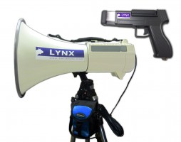 3L500 FinishLynx Electronic Start System with gun, speaker, tripod, and more
