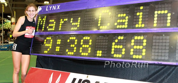 Mary Cain - 16 years old New American Record in 2 mile