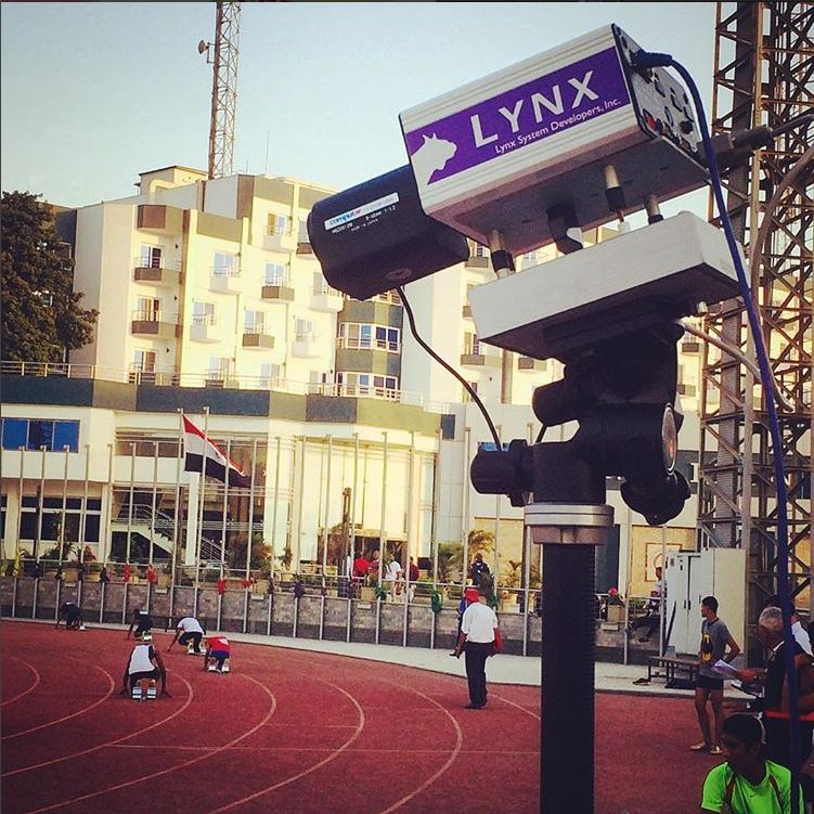 Photo-Finish Camera for Track
