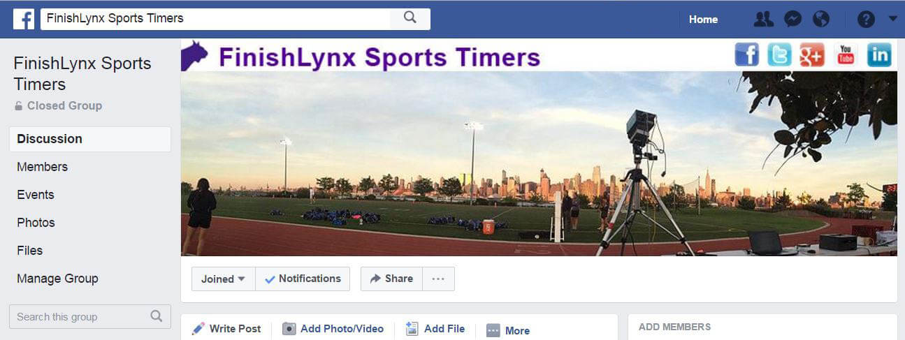 FinishLynx Sports Timers