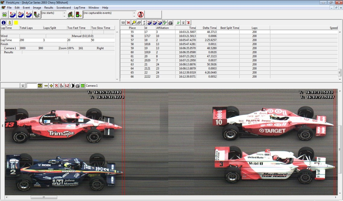 Motorsports & High-Speed Race Timing Systems   FinishLynx
