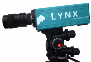EtherLynx 2000+ camera with c mount zoom lens
