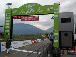 Tour of the Alps Finish