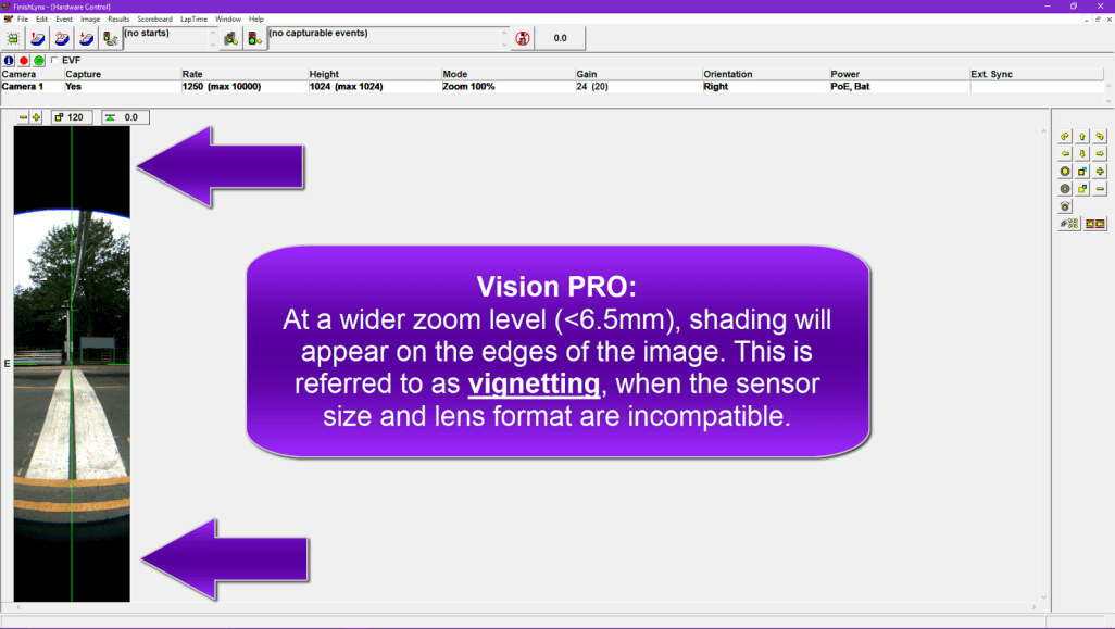 Vision PRO - Video Screenshot