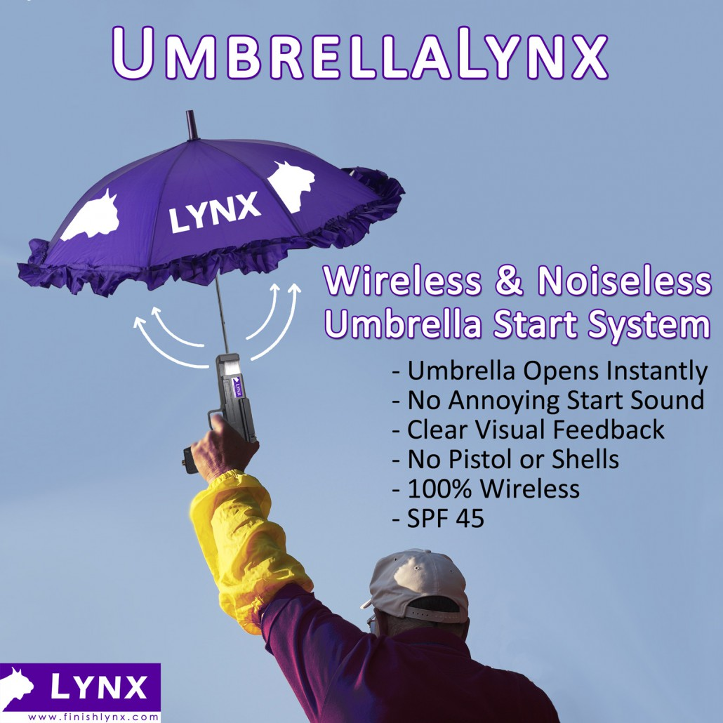 April Fools UmbrellaLynx Noiseless Start System