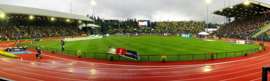 Hayward Field, OR
