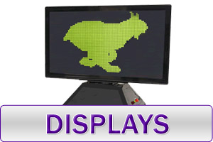 Displays and Scoreboards Icon