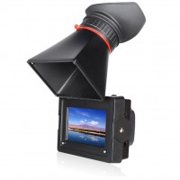 Vision Photo-Finish Electronic Viewfinder