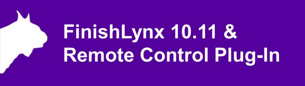 FinishLynx 10.11 Release