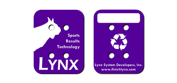 Lynx Custom IPICO RFID Chip