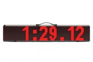 16x96 MicroTab LED display