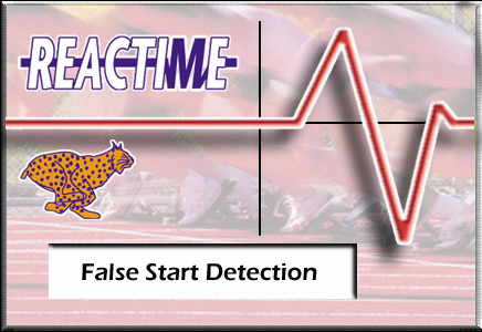 Reactime Championship Software False Start Detection