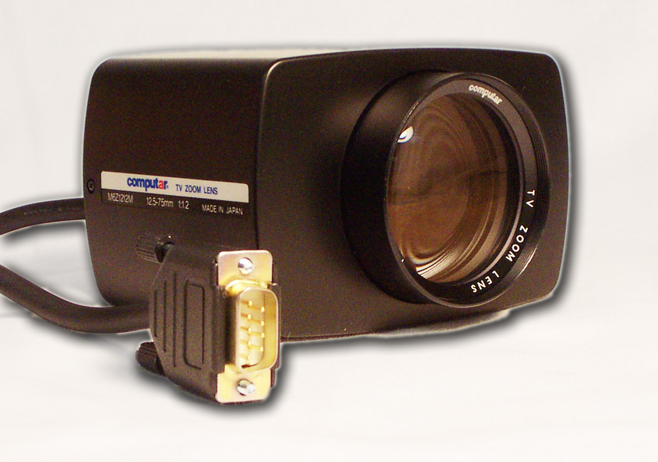 remote controlled zoom lens