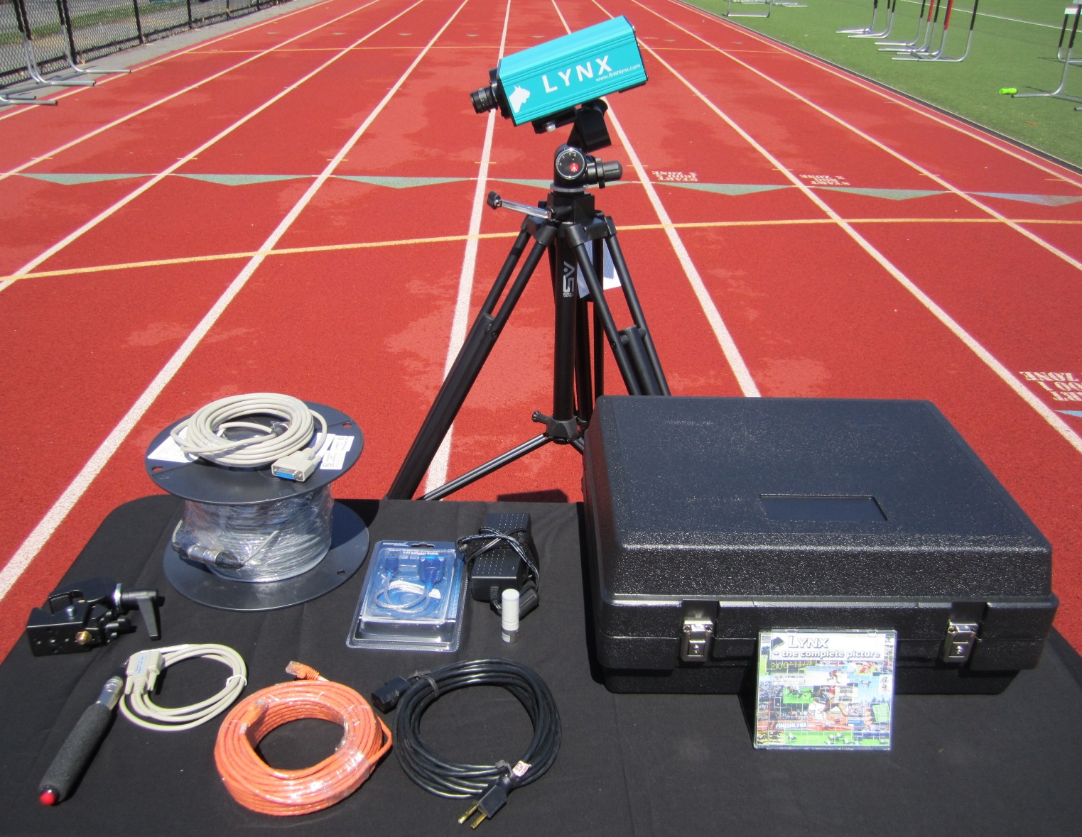 Photo Finish Timing Systems For Athletics Track Amp Field